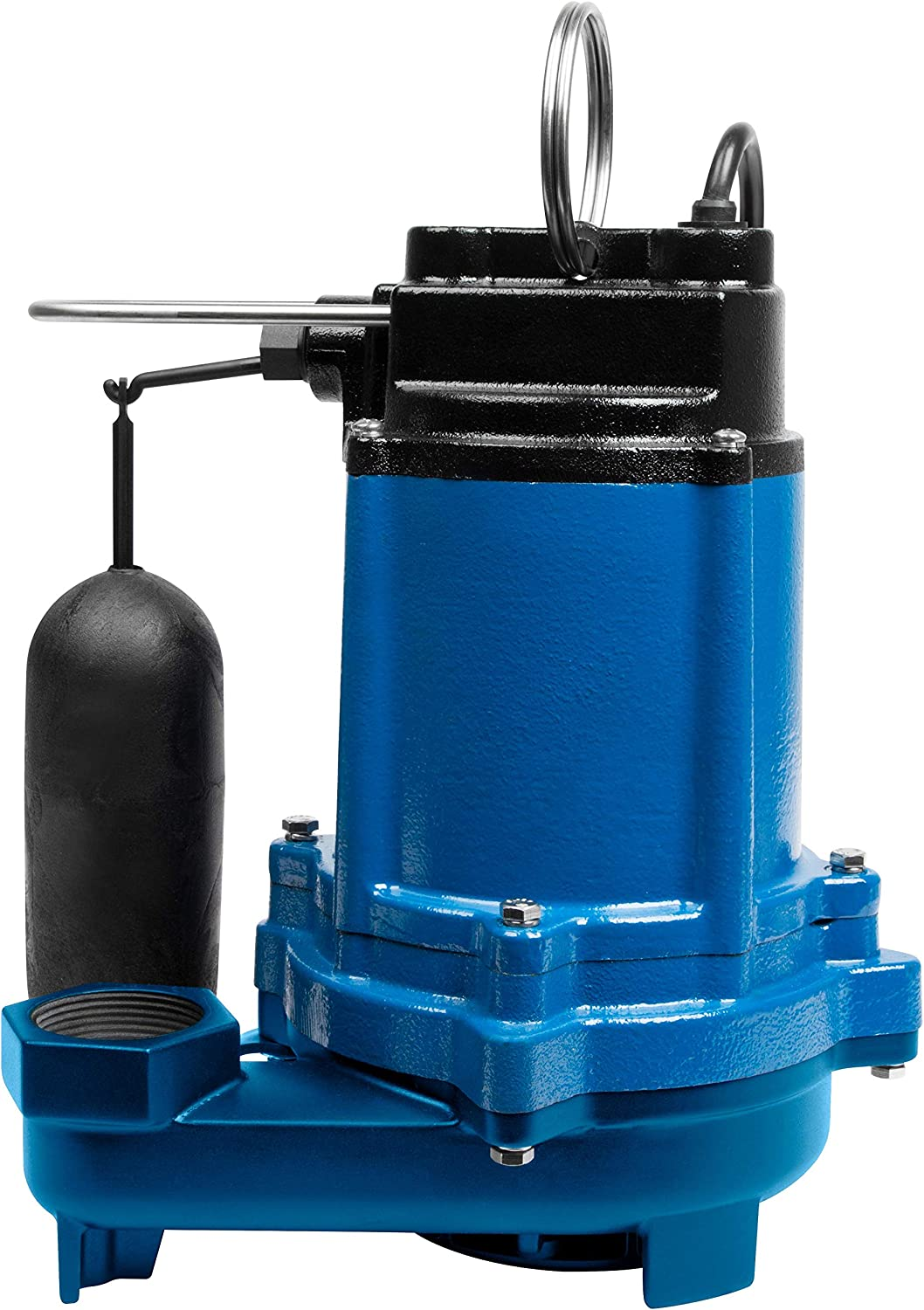 Little Giant LG-SC75SA 3/4 hp Cast Iron Sump Pump with Snap Action Switch