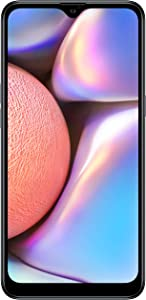 Samsung Galaxy A10S A107M 32GB Unlocked GSM DUOS Phone w/Dual 13MP & 2MP Camera (International Variant/US Compatible LTE) – Black