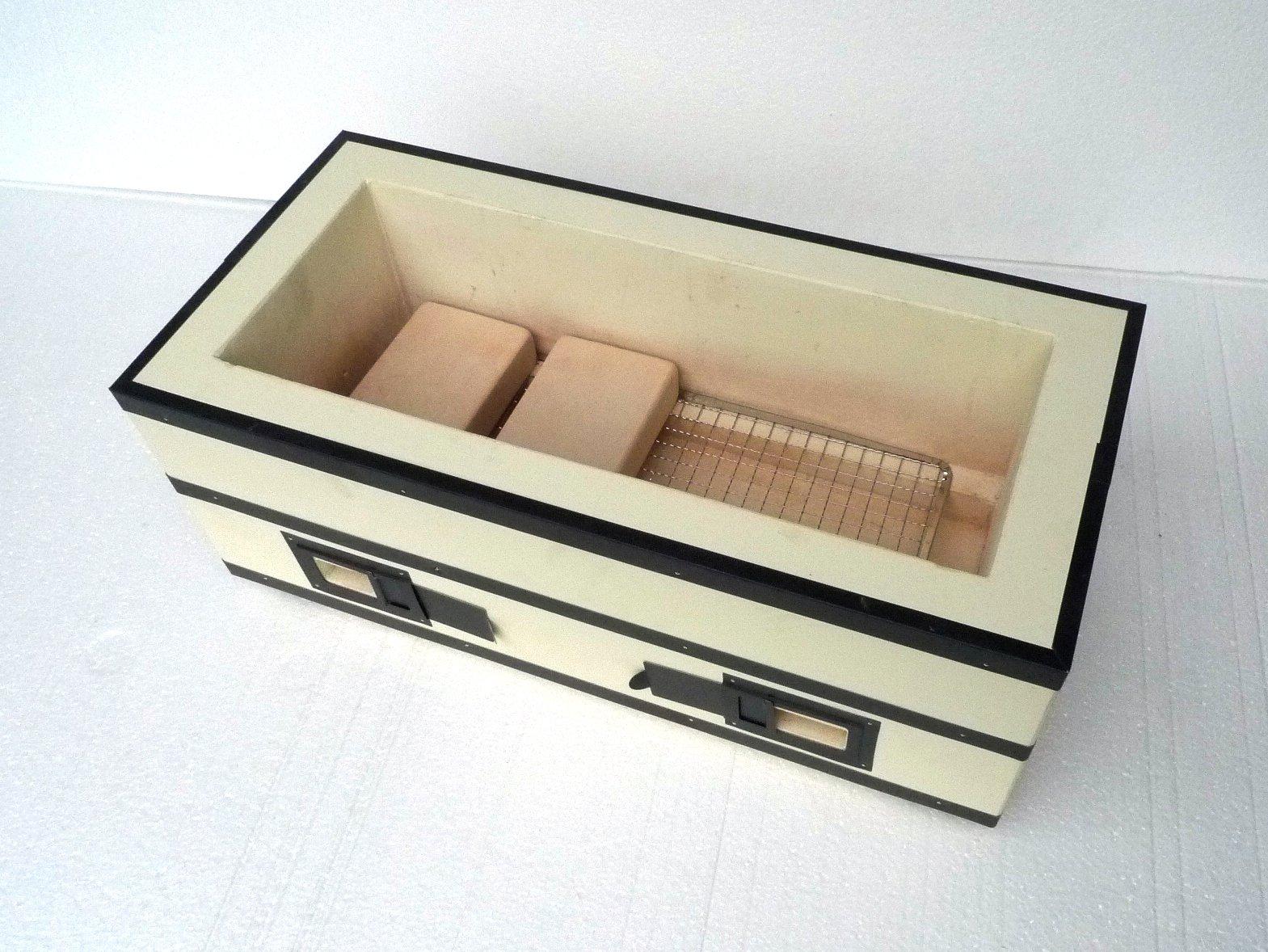 binchotan Japanese excellent charcoal konro grill/Hand made/Noto Ishikawa made by binchotan (Image #5)