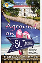 Aground on St. Thomas (Mystery in the Islands) Mass Market Paperback