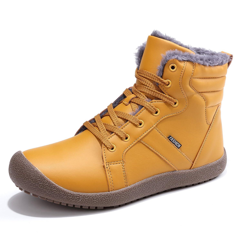 Schuhchan Herren Stiefel Gelb  Billig und erschwinglich Im Verkauf