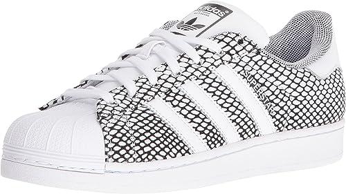 Adidas Superstar Serpent – Blancnoir blanc, 8,5 D avec nous