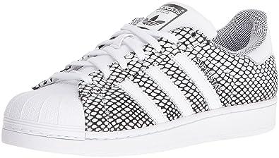 adidas Superstar Snake - Blanc/Noir-Blanc,