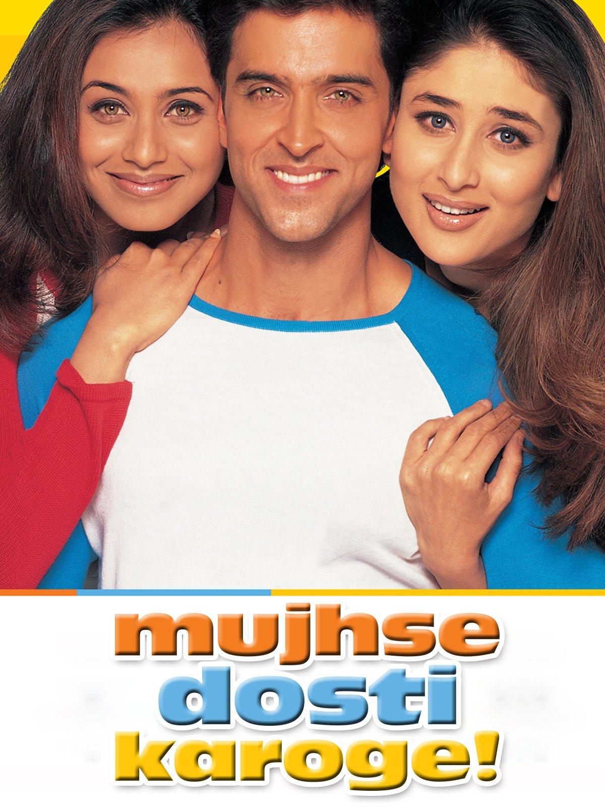 Watch Mujhse Dosti Karoge Prime Video