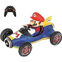 Carrera- 2,4GHz Kart Mach 8, Mario Juguete Coche
