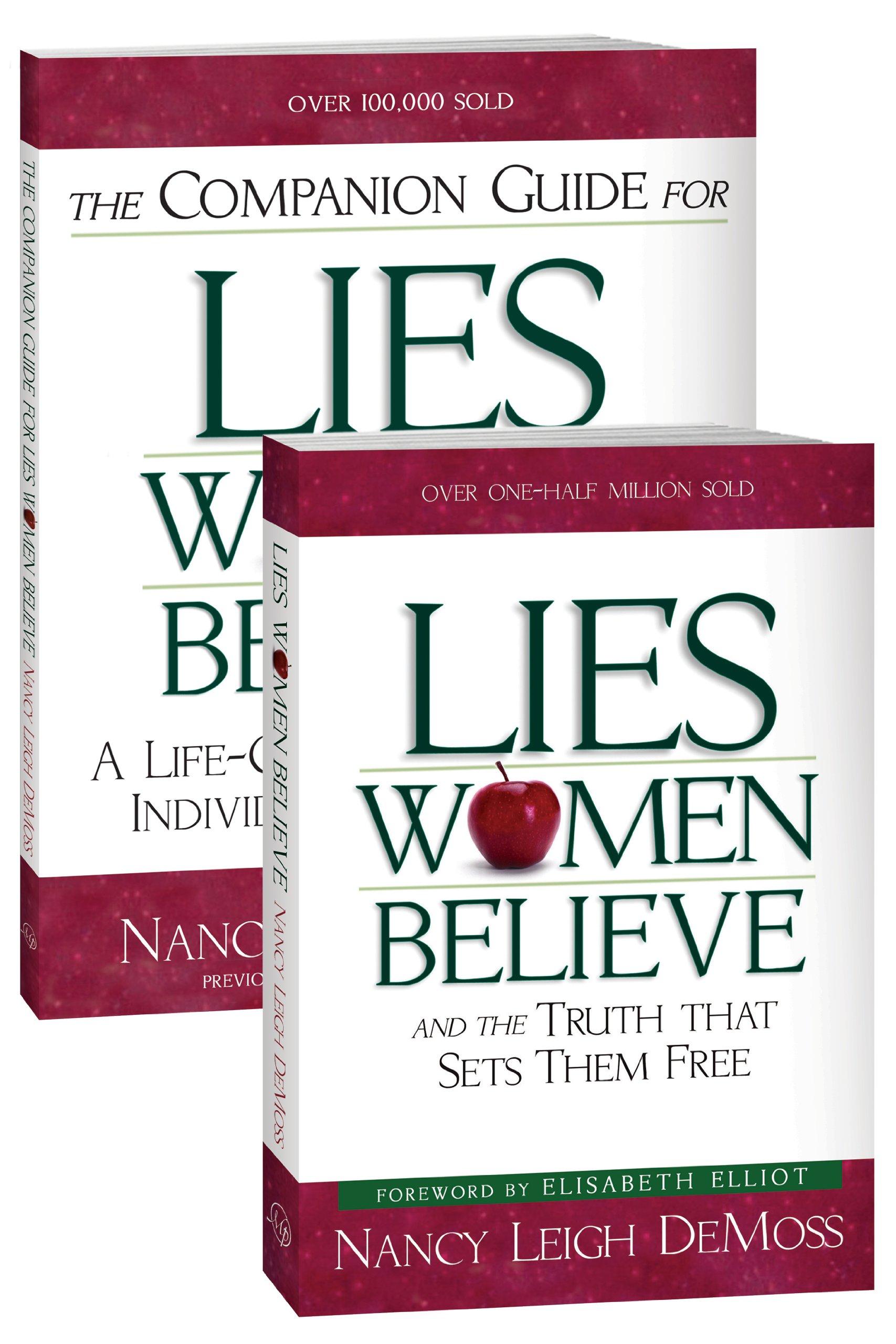 Download Lies Women Believe/Companion Guide for Lies Women Believe- 2 book set ebook