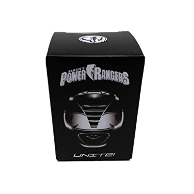 Power Rangers Miniature Figure (ブラック# 3of 5)–LootクレートExclusive ( November 2020): Toys & Games