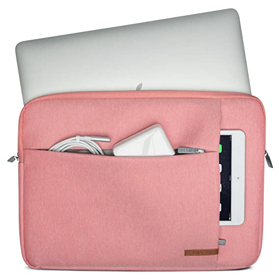 fa1fee695a77f CASEZA Laptophülle 14 Zoll Pink London Laptop  Amazon.de  Computer   Zubehör