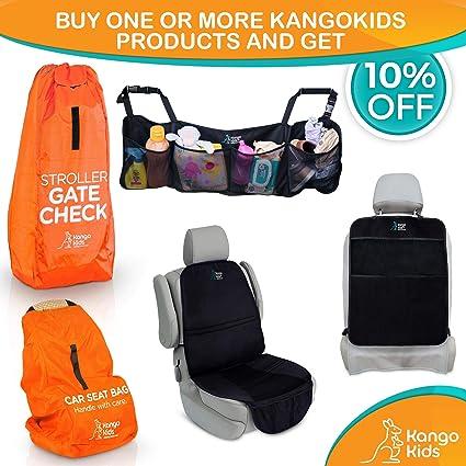 Baby Gate Check Bags f/ür Flugreisen Sch/ützt Kinderwagen vor Schmutz und Sch/äden Leicht zu transportieren. Kinderwagen-Reisetasche