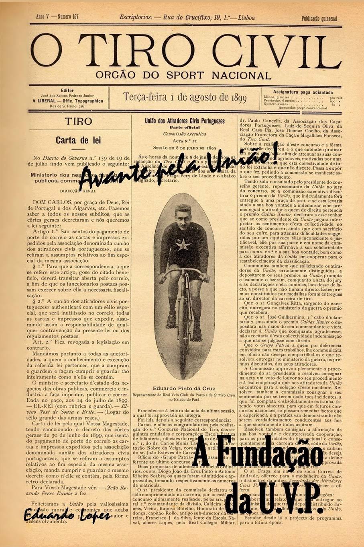 Avante pela União!: A Fundação da U.V.P.: Amazon.es: Lopes ...