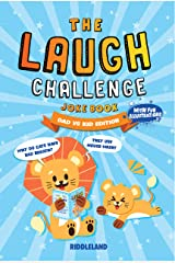 The Laugh Challenge: Joke Book: Dad vs Kid Edition: A Fun and Interactive Joke Book for Dads and Kids. Terribly Good Dad Jokes for Father's Day, Birthdays, Christmas, and More Kindle Edition