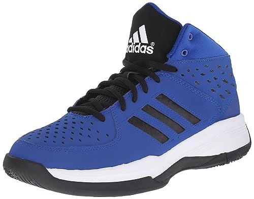 Zapatillas de Baloncesto adidas Performance Furia del Baloncesto, Negro/Blanco/Goma, 6.5 M US: Amazon.es: Zapatos y complementos