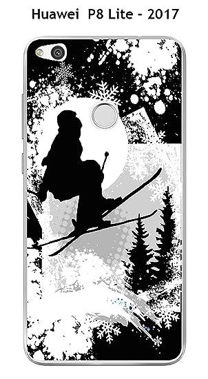 coque huawei p8 lite 2017 ski