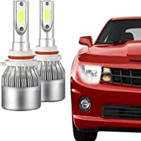 Lâmpada Farol Led Automotivo Veicular H16 Carro Luz Neblina 6000K