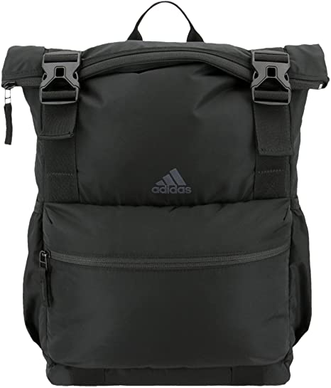 Amazon.com  adidas Yola backpack, Black, One Size  Sports   Outdoors 7061e991fe