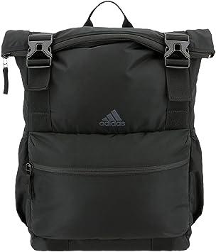 06f6b546444d68 adidas Yola backpack, Black, One Size: Amazon.co.uk: Sports & Outdoors