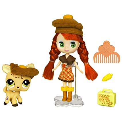 Lps Blythe Doll Fashion, Character, Play Dolls