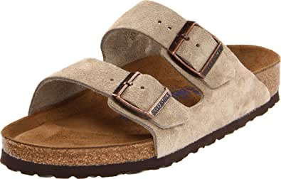 Birkenstock Unisex Arizona Leather Sandal