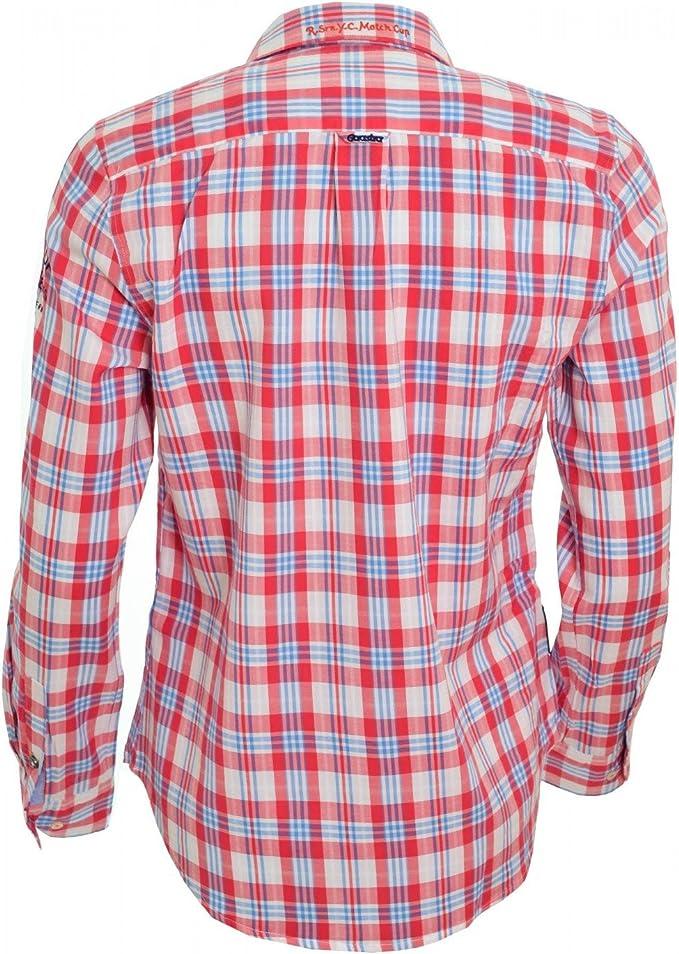 Gaastra Camisa Rosa y Azul Spirit para Mujer Rose XS: Amazon ...