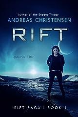 RIFT (The Rift Saga Book 1) Kindle Edition
