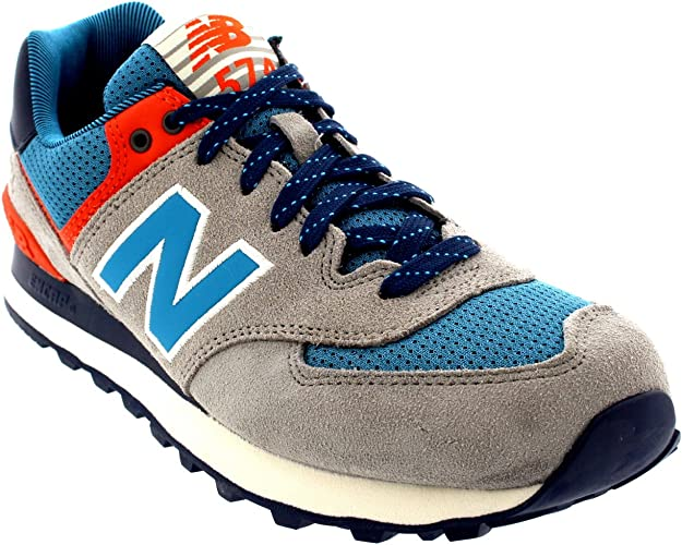 New Balance Mens 574 Out East Low Cut