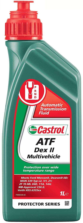 Castrol 18027160 ATF Dex II - Aceite de transmisiones automá ticas (1 l) Castrol Limited 14FFDB