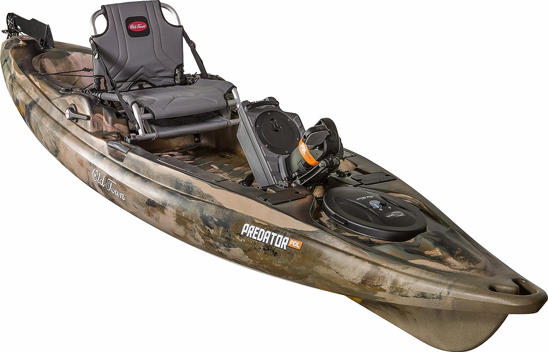 Old Town Kayaks For Sale >> Old Town Predator Pdl Pedal Fishing Kayak