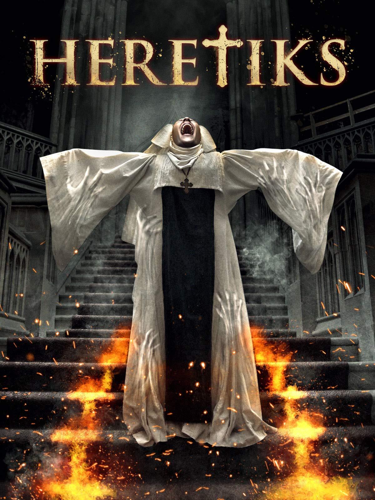 Heretiks on Amazon Prime Instant Video UK