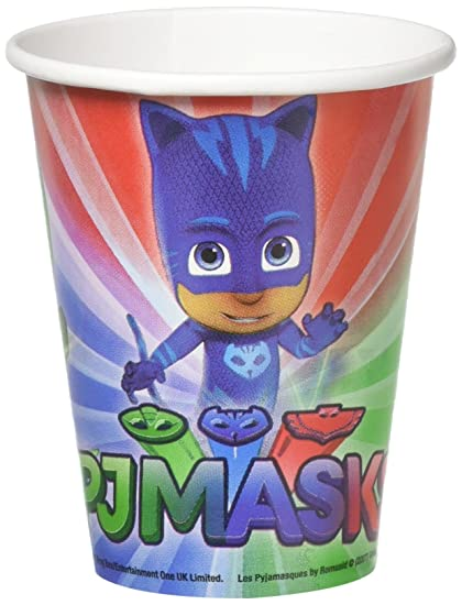 PJ Masks 9oz Paper Cups (8ct)