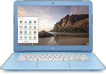 HP Chromebook 14-ak020nr 14-Inch (Intel Celeron, 2 GB RAM, 16 GB SSD)