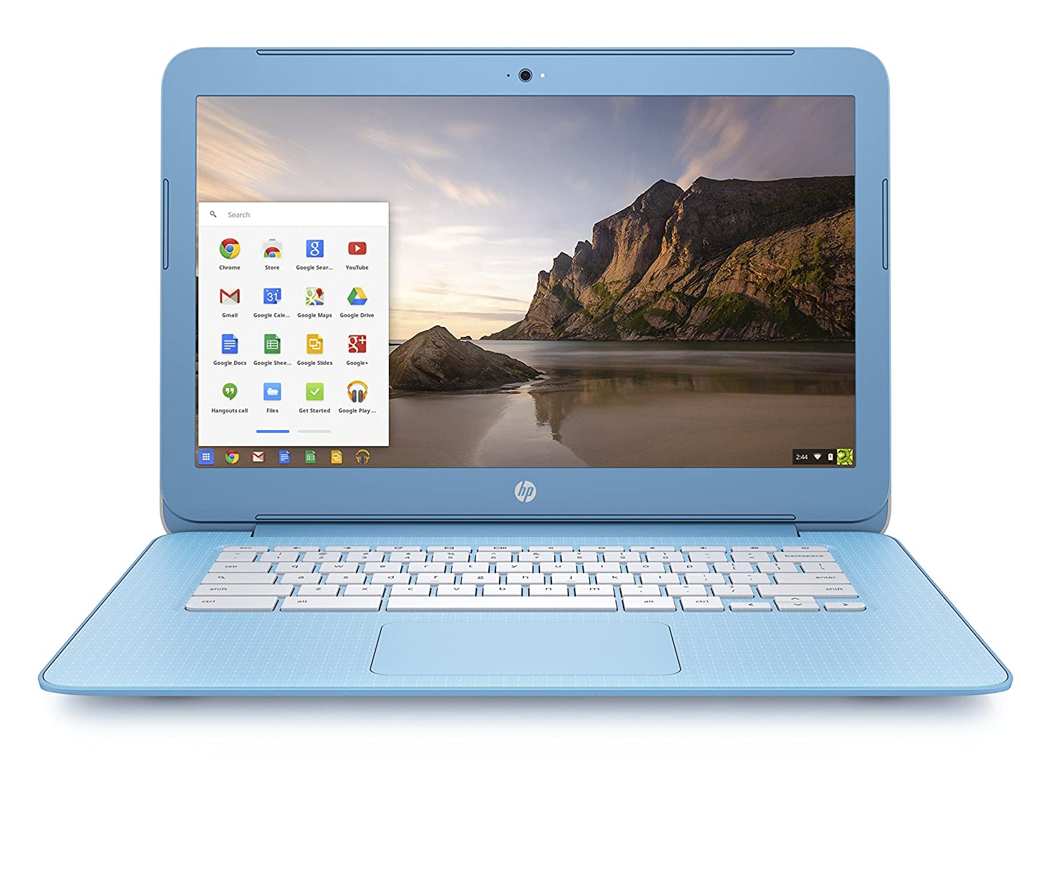 The HP Chromebook 14 is a mid-sized Chromebook that has all the basics.
