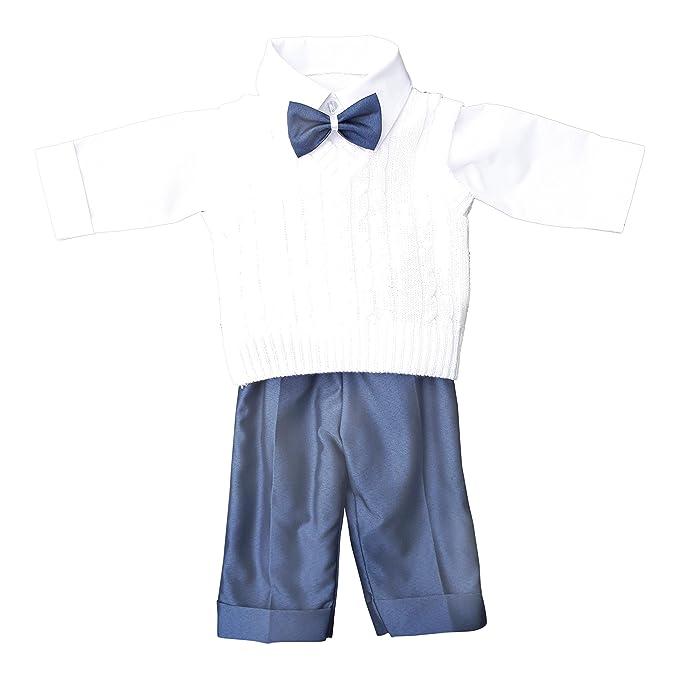 deine-Brautmode - Ropa de bautizo - para bebé niño: Amazon.es: Ropa y accesorios