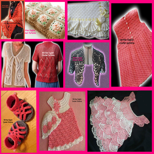 Crochet Patterns For Sale