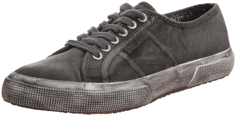 Superga 2750-PCOTU S001C20 - Zapatillas para hombre 42 EU|Negro