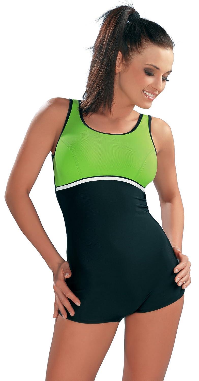 Gwinner Damen Badeanzug Maria  Amazon.de  Bekleidung 3dbb9aa74f
