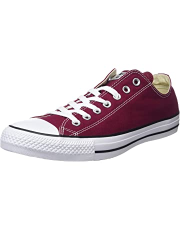 new style 69ec1 03187 Converse Chuck Taylor All Star Season Ox, Zapatillas de Tela Unisex Adulto
