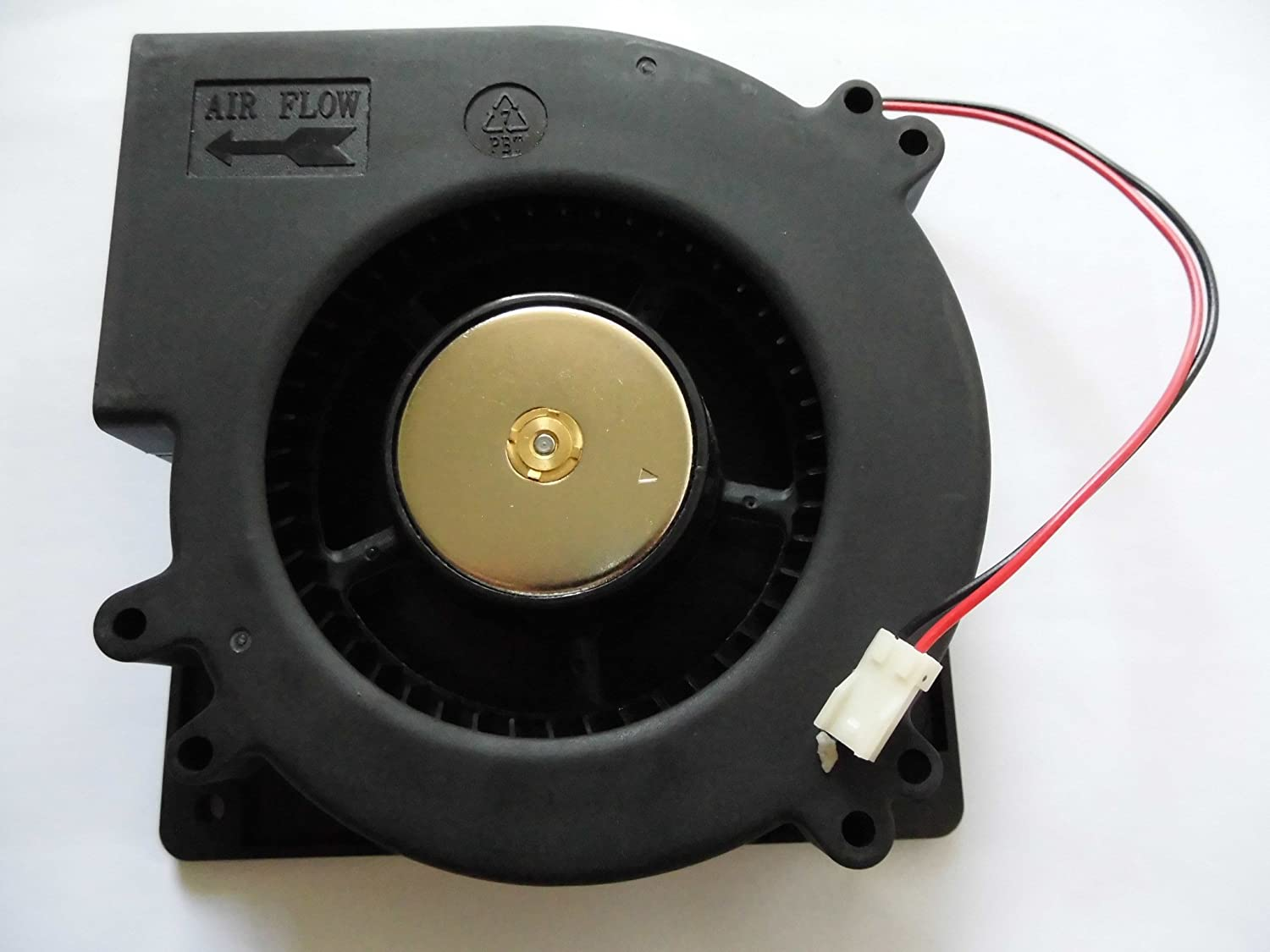 Zyvpee 120x120x32mm BFB1224HH 12cm 24V 0.8A 2Wire Inverter Fan