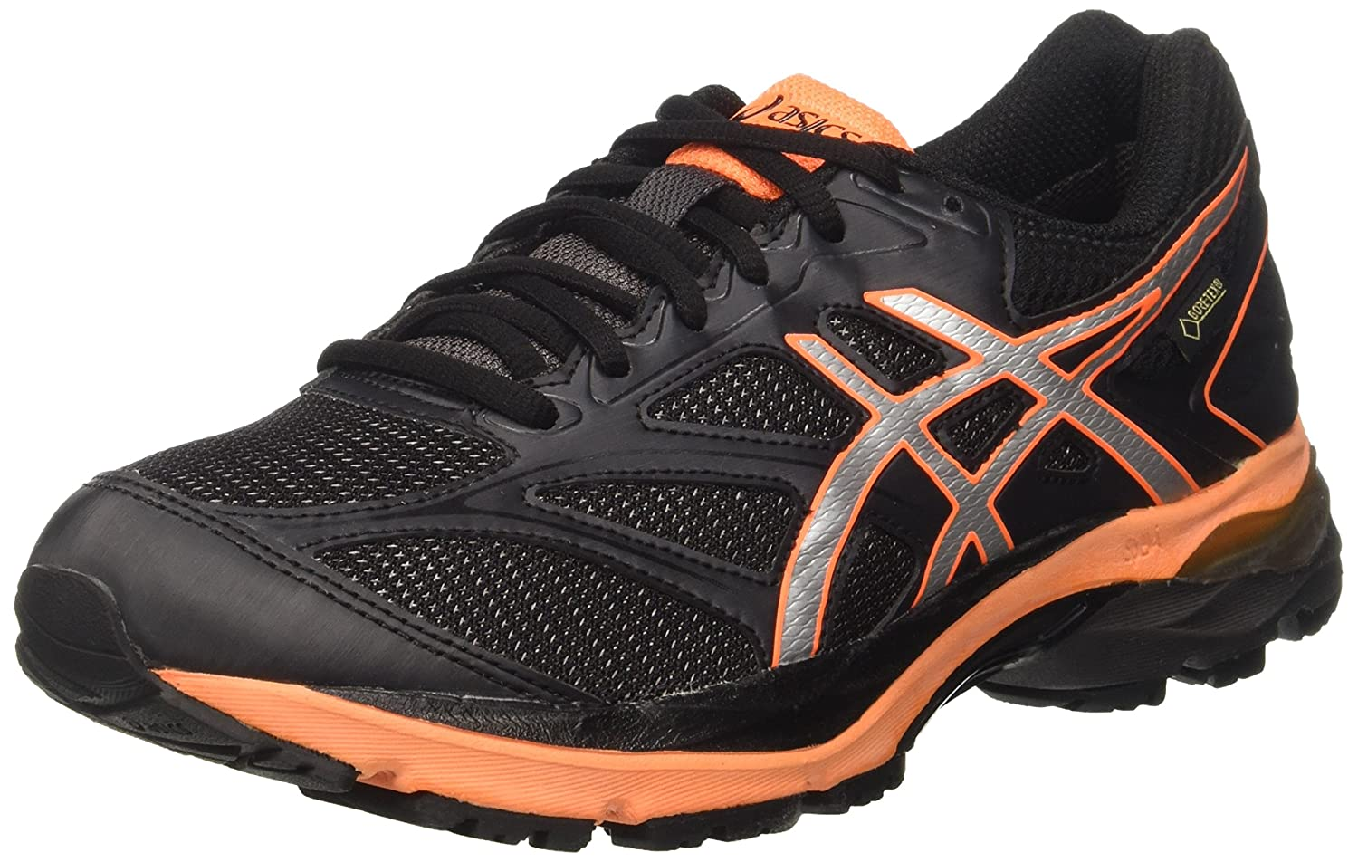 Amazon.com | ASICS Gel-Pulse 8 GTX Running Shoe - SS17-8.5 - Black ...