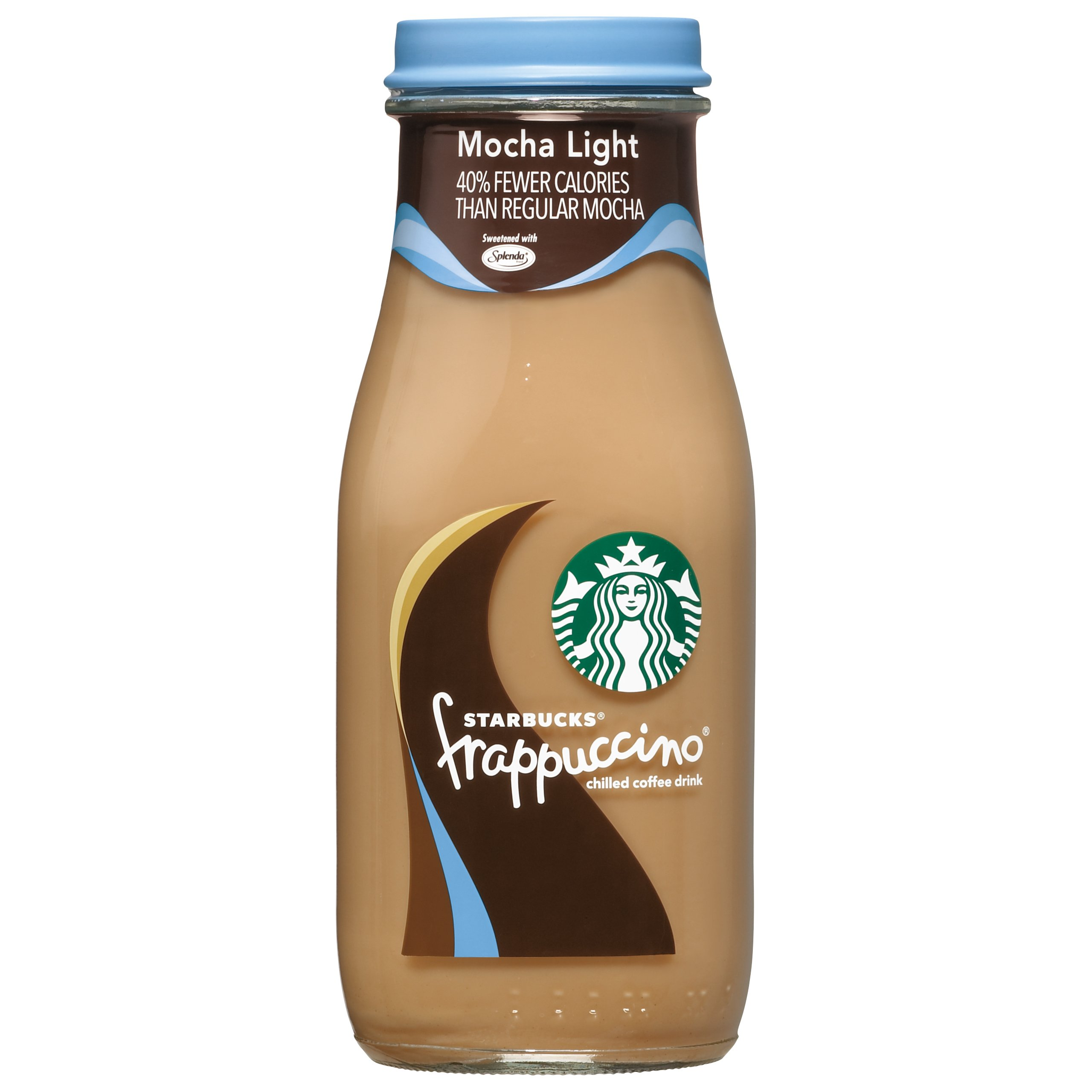Starbucks Frappuccino, Mocha Light, 9.5 Fluid Ounce by Starbucks