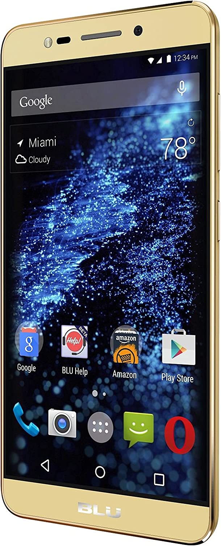 BLU Studio C HD Smartphone Libre de 5.0