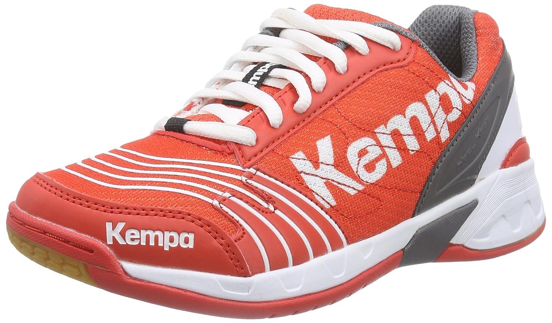 Kempa Statement Attack - Zapatillas de Balonmano de Goma Unisex Adulto Color Talla 36 200849101