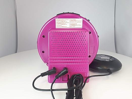 Geemarc Telecom S A Sbb500ssp I Sonic Bomb Vibrationswecker Kunststoff Plastik Metal Pink One Size Küche Haushalt