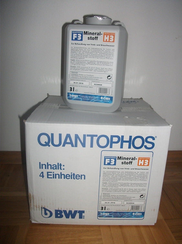 BWT Mineralstoff Cillit -Quantophos/Impulsan 4 x 3 l Kanister F2/H2