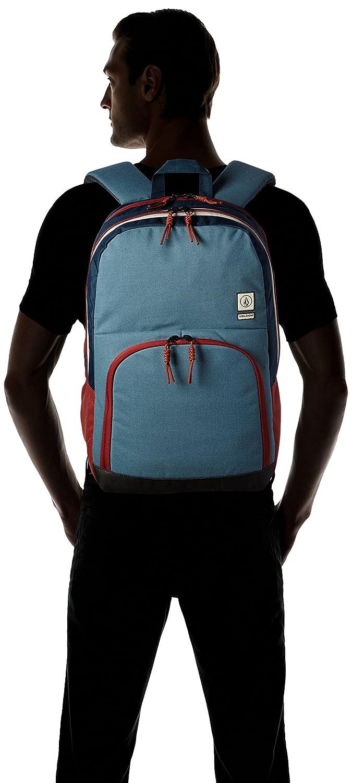 Volcom Roamer Backpack Mochila, Hombre, Gris Azulado, Talla Única: Amazon.es: Deportes y aire libre