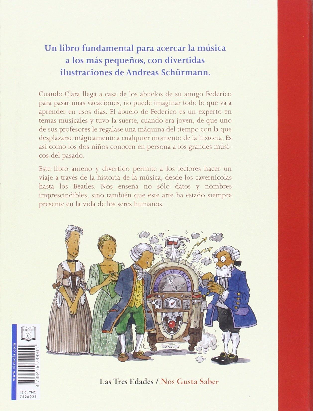Historia De La Música Para Niños: Amazon.es: Monika Heumann, Hans-Günter Heumann, Andreas Schürmann, Luis Gago Badenas: Libros