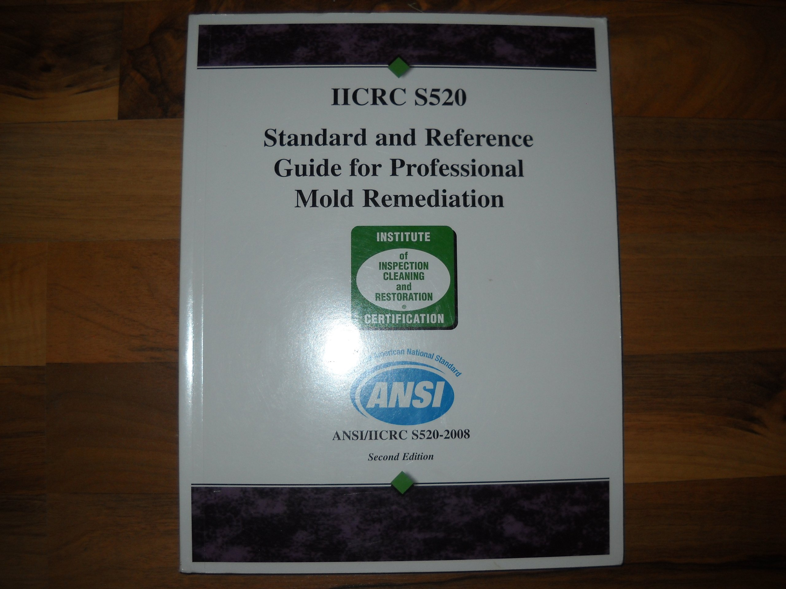 Ansiiicrc S500 2006 Standard And Reference Guide For Professional