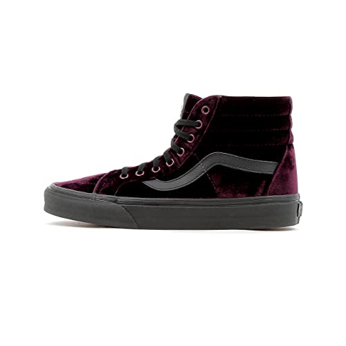 Vans SK8 Hi Reissue Red/Black 7.5 Mens/9 Womens