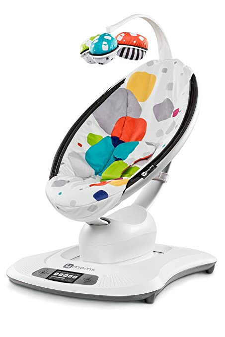 4moms, mamaRoo, Baby Swing, Multi Plush