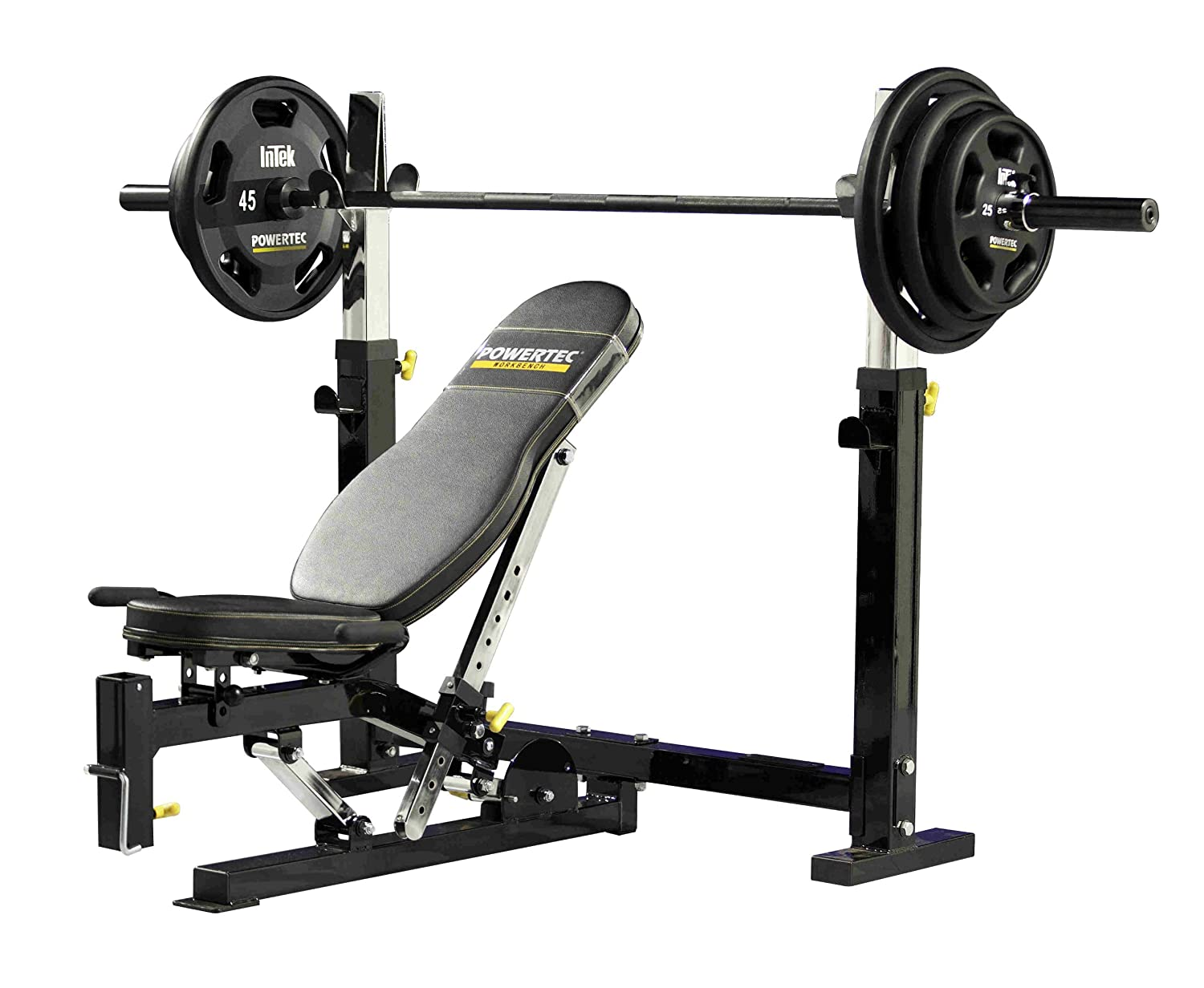 5b9ecefd280 Amazon.com   Powertec Fitness WB-OB Olympic Bench   Olympic Weight Benches    Sports   Outdoors