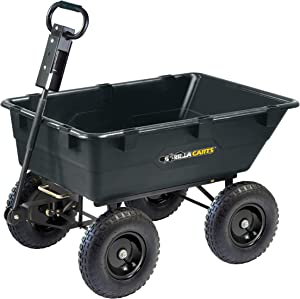 Best Dump Cart For Lawn Tractor Reviews of 2021 – Buying Guide 3